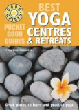 Image of Best Yoga Centres and Retreats (Pocket Good Guides) by Stafford Whiteaker